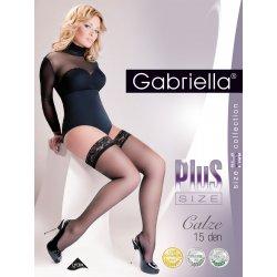 Pończochy Gabriella Plus Size 164 7-8 15 den