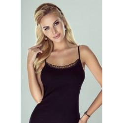 Koszulka Eldar Delfina Plus czarna 2XL-3XL