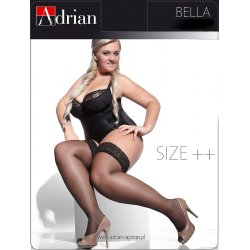 Pończochy Adrian Bella Size++ 15 den