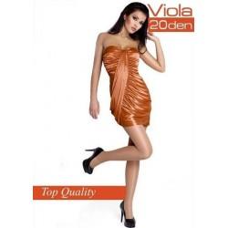 Rajstopy Mona Viola 20 den 5-XL