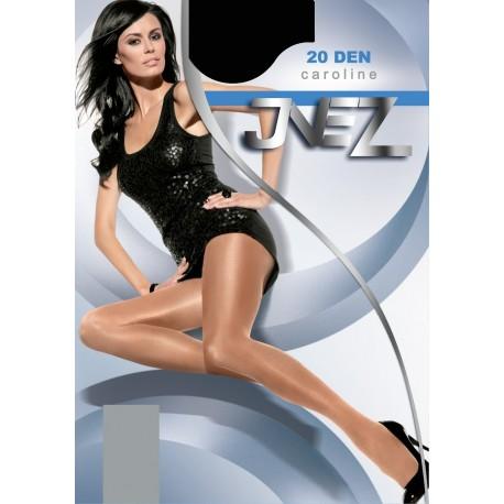Rajstopy Inez Caroline Elastil 20 den 5-XXL