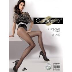 Rajstopy Gabriella Exclusive 15 den