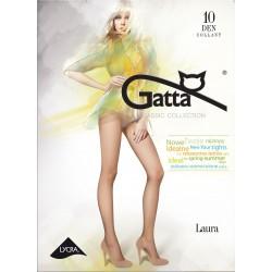 Rajstopy Gatta Laura 10 den 5-XL