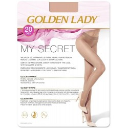 Rajstopy Golden Lady My Secret 20 den
