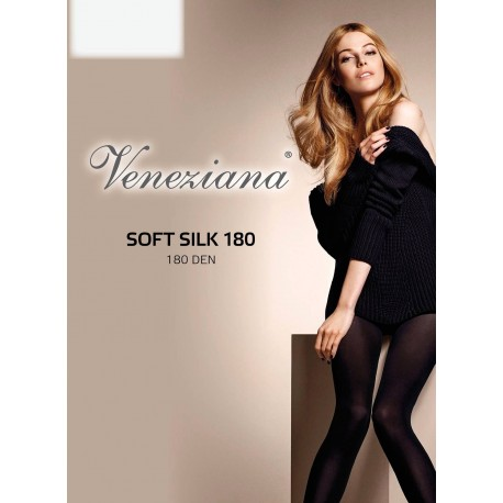 Rajstopy Veneziana Soft Silk 180 den